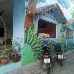 Отель Gecko Republic Jungle Hostel Таиланд, Остров Тау - отзывы, цены и фото номеров - забронировать отель Gecko Republic Jungle Hostel онлайн парковка