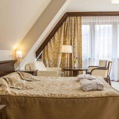 Отель Crocus Польша, Закопане - отзывы, цены и фото номеров - забронировать отель Crocus онлайн комната для гостей фото 3