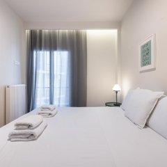 Отель Urban Central Living Thessaloniki Греция, Салоники - отзывы, цены и фото номеров - забронировать отель Urban Central Living Thessaloniki онлайн комната для гостей фото 4