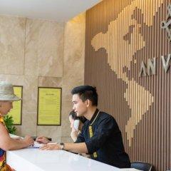 Отель An Vista Нячанг интерьер отеля