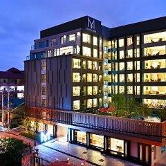 Отель M Pattaya Hotel Таиланд, Паттайя - отзывы, цены и фото номеров - забронировать отель M Pattaya Hotel онлайн фото 3