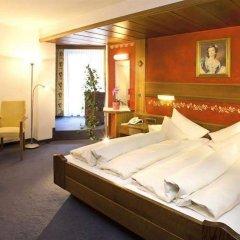 Отель Soelderhof Австрия, Хохгургль - отзывы, цены и фото номеров - забронировать отель Soelderhof онлайн комната для гостей фото 4