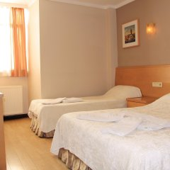 Inter Hotel комната для гостей