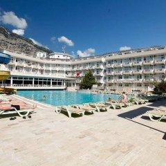Carelta Beach Resort & Spa Турция, Кемер - отзывы, цены и фото номеров - забронировать отель Carelta Beach Resort & Spa онлайн бассейн