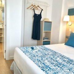 Отель Salou Beach by Pierre & Vacances Испания, Салоу - отзывы, цены и фото номеров - забронировать отель Salou Beach by Pierre & Vacances онлайн комната для гостей фото 2