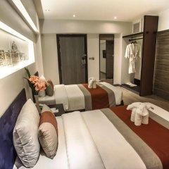 Nouvo City Hotel комната для гостей фото 3