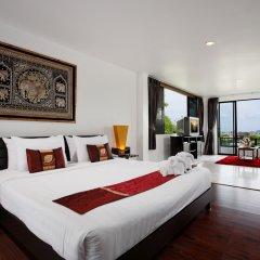 Отель Club Bamboo Boutique Resort & Spa комната для гостей фото 5