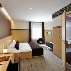 Promenade City Hotel Будапешт комната для гостей фото 5