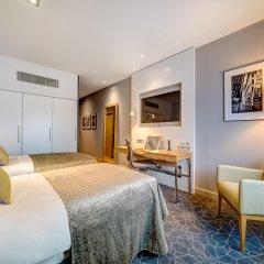 Apex City of Glasgow Hotel 4* Стандартный номер с 2 отдельными кроватями