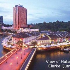 Отель Novotel Singapore Clarke Quay фото 6