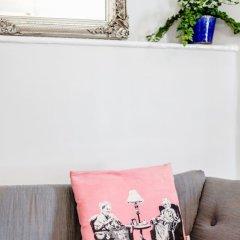 Отель Stylish 1 Bedroom Flats Covent Garden комната для гостей фото 5
