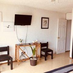 Отель Condominios Brisas Cancun Zona Hotelera удобства в номере