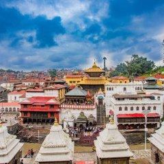 Отель OYO 145 Sirahali Khusbu Hotel & Lodge Непал, Катманду - отзывы, цены и фото номеров - забронировать отель OYO 145 Sirahali Khusbu Hotel & Lodge онлайн приотельная территория фото 2