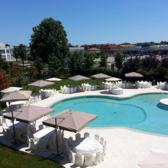 Отель Villa Michelangelo бассейн фото 2
