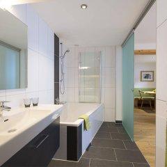 Отель Pension Widderstein ванная