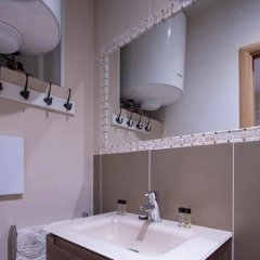 Отель Bateguier One bedroom Cannes ванная фото 2