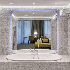 Гостиница Дизайн-отель СтандАрт в Москве 11 отзывов об отеле, цены и фото номеров - забронировать гостиницу Дизайн-отель СтандАрт онлайн Москва ванная