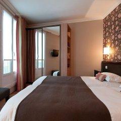 Отель LOUISON Париж сейф в номере