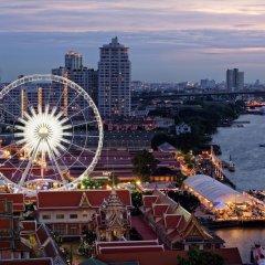 Отель Ramada Plaza by Wyndham Bangkok Menam Riverside пляж фото 2