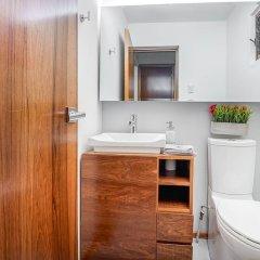 Отель Finca Coyoacan Мексика, Мехико - отзывы, цены и фото номеров - забронировать отель Finca Coyoacan онлайн ванная