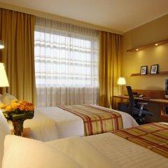Отель Courtyard by Marriott Prague Airport комната для гостей