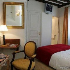 Отель Louis Ii Париж сейф в номере