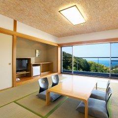 Отель Ashizuri Thermae Тосасимидзу комната для гостей фото 2