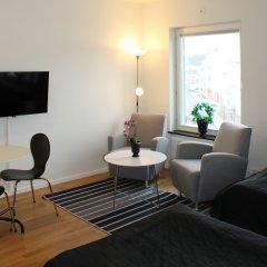 Отель Torslanda Studios Швеция, Гётеборг - отзывы, цены и фото номеров - забронировать отель Torslanda Studios онлайн интерьер отеля