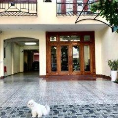 Апартаменты Giang Thanh Room Apartment Хошимин парковка