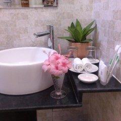 Отель MS Tri House Homestay ванная