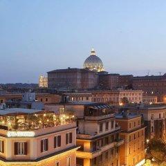 Отель Dei Consoli Hotel Италия, Рим - 3 отзыва об отеле, цены и фото номеров - забронировать отель Dei Consoli Hotel онлайн балкон