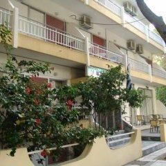 Отель Camelia Hotel Греция, Кос - отзывы, цены и фото номеров - забронировать отель Camelia Hotel онлайн вид на фасад