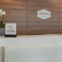 Отель Hampton by Hilton Frankfurt City Centre Messe спа фото 2