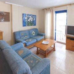 Отель EUFORIA Испания, Пляж Мирамар - отзывы, цены и фото номеров - забронировать отель EUFORIA онлайн комната для гостей фото 5