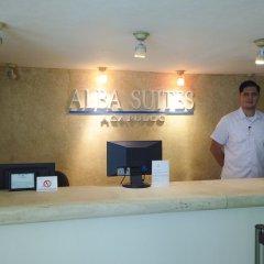Отель Alba Suites Acapulco Мексика, Акапулько - отзывы, цены и фото номеров - забронировать отель Alba Suites Acapulco онлайн интерьер отеля фото 2