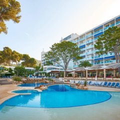 Отель Hipotels Eurotel Punta Rotja & Spa детские мероприятия