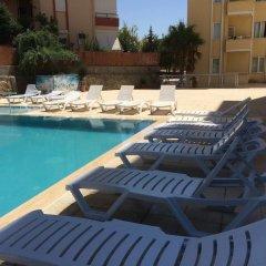 Yucesan Hotel Турция, Аланья - отзывы, цены и фото номеров - забронировать отель Yucesan Hotel онлайн бассейн фото 3