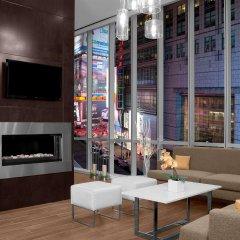 Отель Hilton Times Square США, Нью-Йорк - отзывы, цены и фото номеров - забронировать отель Hilton Times Square онлайн интерьер отеля