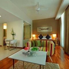 Отель Fraser Place Kuala Lumpur Малайзия, Куала-Лумпур - 2 отзыва об отеле, цены и фото номеров - забронировать отель Fraser Place Kuala Lumpur онлайн интерьер отеля фото 2
