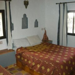 Отель Les Portes Du Desert Марокко, Мерзуга - отзывы, цены и фото номеров - забронировать отель Les Portes Du Desert онлайн комната для гостей фото 4