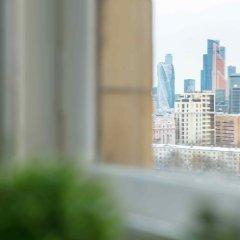 Гостиница Kudrinskaya Tower в Москве отзывы, цены и фото номеров - забронировать гостиницу Kudrinskaya Tower онлайн Москва бассейн фото 2