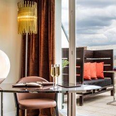 Hotel de Sers-Paris Champs Elysees балкон