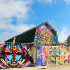 База отдыха Younge Art Camp спортивное сооружение