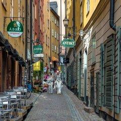 Отель Castle House Inn Стокгольм развлечения
