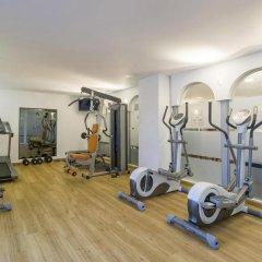 Invisa Hotel Es Pla - Только для взрослых фитнесс-зал