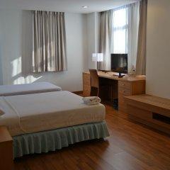 Отель Ebina House Бангкок комната для гостей фото 2