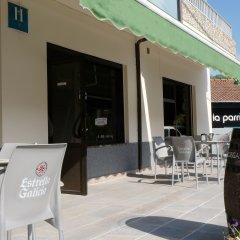 Отель Hosteria La Terraza Испания, Кабралес - отзывы, цены и фото номеров - забронировать отель Hosteria La Terraza онлайн бассейн