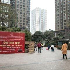 Отель Xiaoqi Yizhan Xi'an Dayanta Xinlvcheng Китай, Сиань - отзывы, цены и фото номеров - забронировать отель Xiaoqi Yizhan Xi'an Dayanta Xinlvcheng онлайн городской автобус