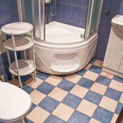 Апартаменты Four-room apartment on Nevsky 106 ванная