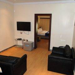 Отель Capital Inn Ibadan удобства в номере
